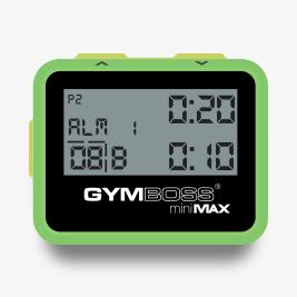 minuteur d'intervalles GymBoss