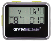 minuteur d'interval Gymboss