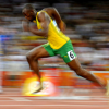 sprint Usain Bolt