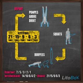 wod CrossFit 06-05-14