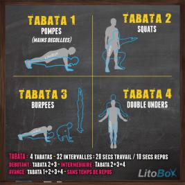 Tabata wod 06-06-14
