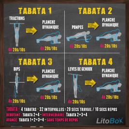 Tabata wod 04-07-13