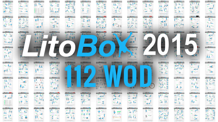 112 WOD en 2015