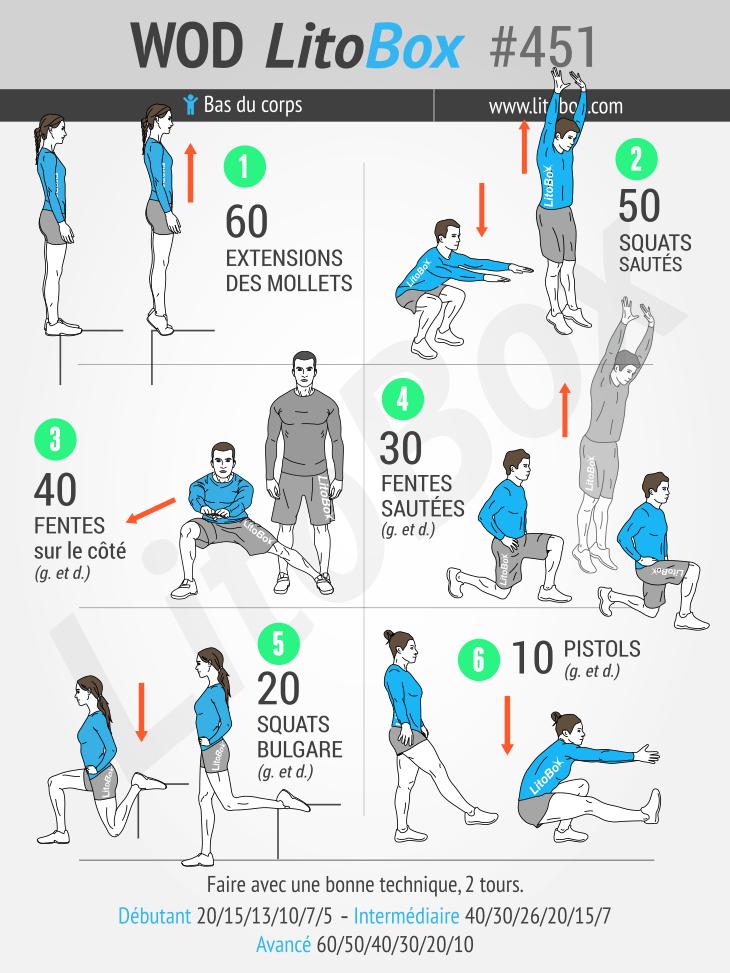 6 exercices sans matériel pour se muscler les jambes  451 9d63f1b92c3