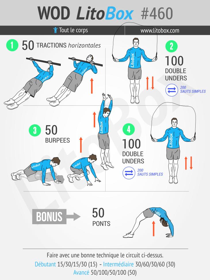 corde  u00e0 sauter et musculation  programme au poids du corps   460