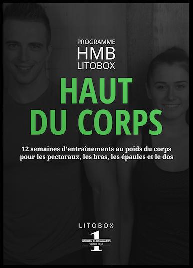 HMB édition Haut du corps