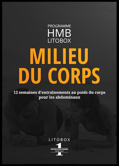 HMB édition Milieu du corps