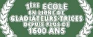 1ère école de gladiateurs·trices depluis plus de 1600 ans
